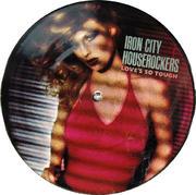 """Iron City Houserockers Vinyl 7"""" (Used)"""