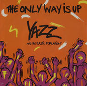 """Yazz and the Plastic Population Vinyl 7"""" (Used)"""