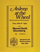 Asleep at the Wheel Handbill