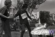 San Francisco Mime Troupe Fine Art Print
