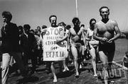Nude Vintage Print