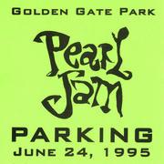 Pearl Jam Backstage Pass