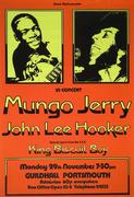 Mungo Jerry Poster
