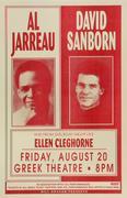 Al Jarreau Poster