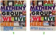 Pat Metheny Group Backstage Pass