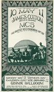 James Cotton Blues Band Postcard