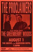 The Proclaimers Poster