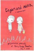 Tegan & Sara Poster