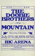 The Doobie Brothers Handbill