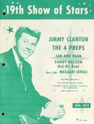 Jimmy Clanton Program