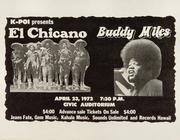 El Chicano Handbill