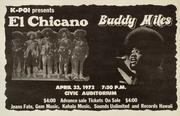 El Chicano Poster