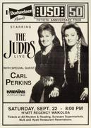 The Judds Poster