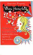 White Hinterland Poster