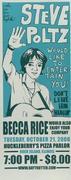 Steve Poltz Poster