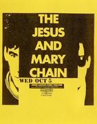 The Jesus & Mary Chain Handbill