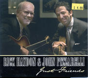 Rick Hayden & John Pizzarelli CD
