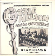 "Ozzie Nelson And His Orchestra Vinyl 12"" (New)"