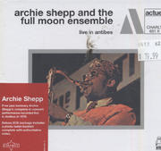 Archie Shepp And The Full Moon Ensemble CD