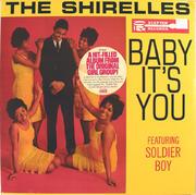 "The Shirelles Vinyl 12"" (New)"