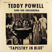 """Teddy Powell And His Orchestra Vinyl 12"""" (New)"""