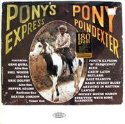 "Pony Poindexter Vinyl 12"" (New)"