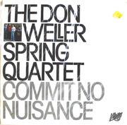 """Don Weller Spring Quartet Vinyl 12"""" (New)"""