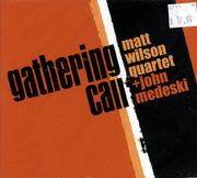 Matt Wilson Quartet CD