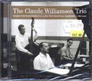 The Claude Williamson Trio CD