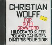 Christian Wolff CD