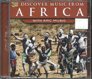 Discover Music From Africa CD