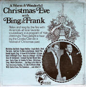 """Christmas Eve With Bing & Frank Vinyl 12"""" (New)"""