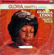 """Gloria Lynne Vinyl 12"""" (Used)"""