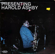 "Harold Ashby Vinyl 12"" (Used)"