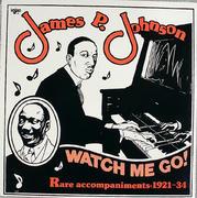 "James P. Johnson Vinyl 12"" (New)"