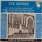 "Tex Beneke Vinyl 12"""