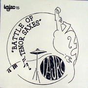 "Battle of Teno Saxes Vinyl 12"" (New)"