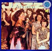 """1950's Jazz The Singers Vinyl 12"""" (Used)"""