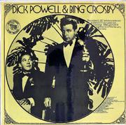 "Dick Powell & Bing Crosby Vinyl 12"" (New)"
