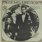 """Dick Powell & Bing Crosby Vinyl 12"""" (Used)"""