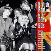 "British Beat In The 50s & 60s Vinyl 12"" (New)"