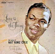 "Nat King Cole Vinyl 12"" (Used)"