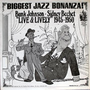"Bunk Johnson Vinyl 12"" (Used)"