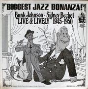 "Bunk Johnson Vinyl 12"" (New)"