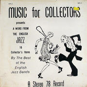 """Music for Collectors Vinyl 12"""" (Used)"""