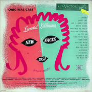 """New Faces of 1952 Vinyl 12"""" (Used)"""
