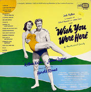 """Wish You Were Here Vinyl 12"""" (Used)"""