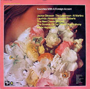 """Favorites With A Foreign Accent Vinyl 12"""" (Used)"""