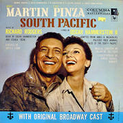 "South Pacific Vinyl 12"" (Used)"