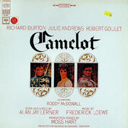 """Camelot Vinyl 12"""" (Used)"""